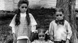 Black-eyed Children in Chamberlain