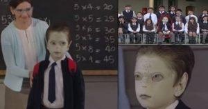 A Bizarre UNICEF Video Urging Kids To Accept Reptilian Aliens