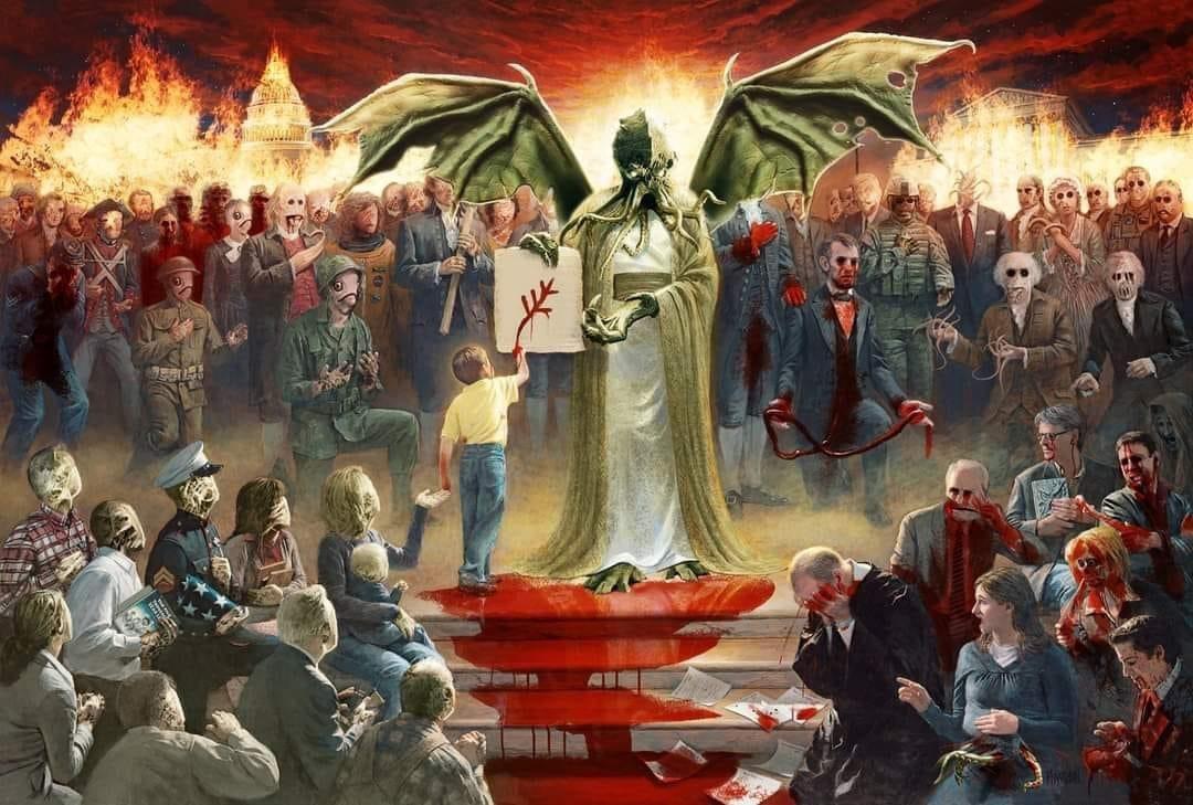 Joe Biden Inauguration: 1000 Years Of Darkness Has Begun