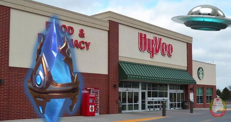 HyVee of South Dakota introduces UFO Charging Stations in Parking Lots.