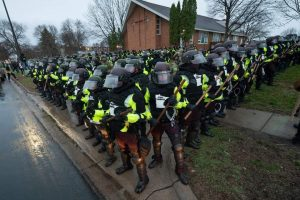 State of Minnesota Arrests God for Unlawful Assembly