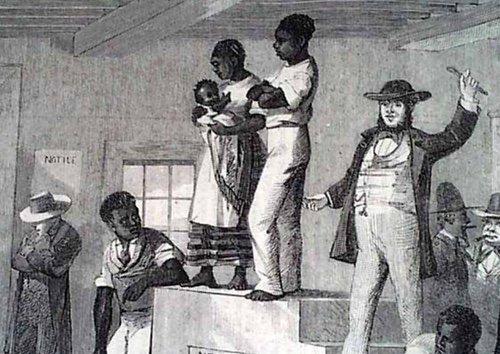 Slave Auction in Faith SD April 26th