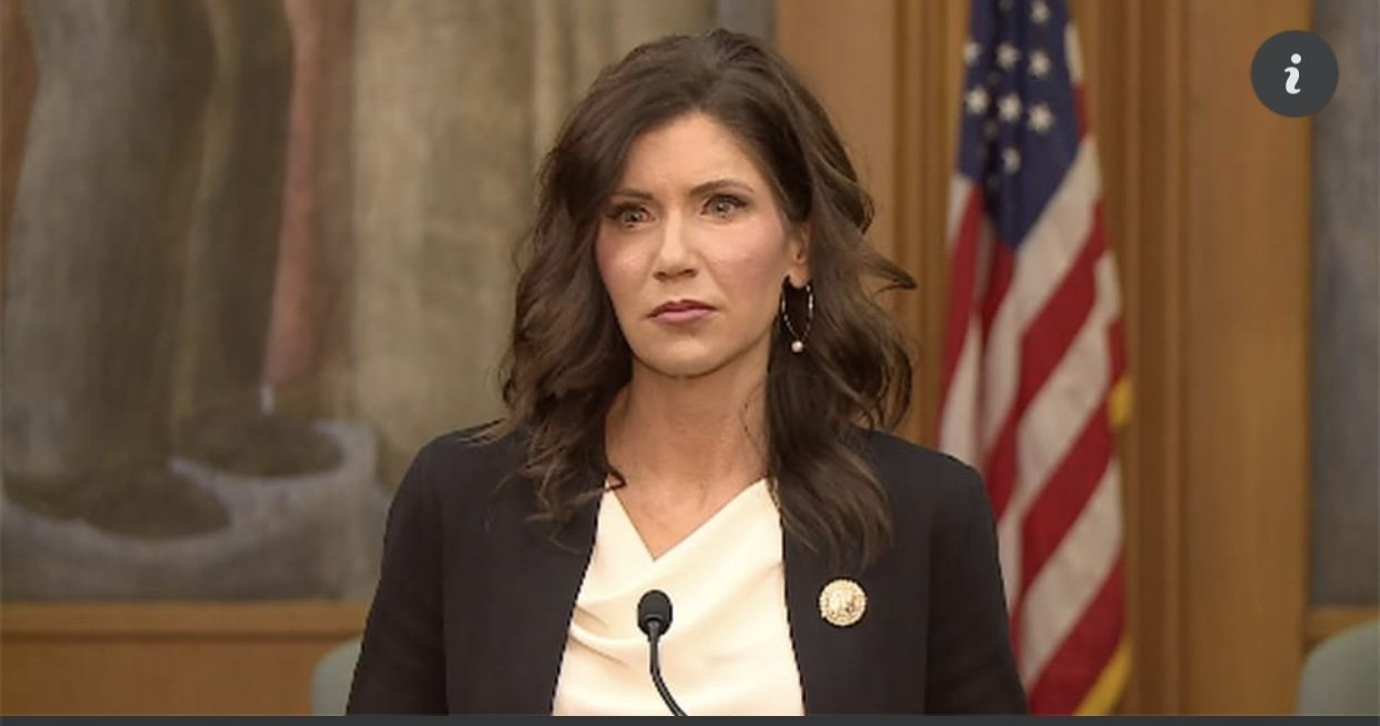 Gov. Kristi Noem to deploy South Dakota National Guard troops to Georgia Polling Places
