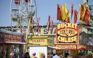 State Fair to Offer $50 Reward To Unvaccinated For Each New COVID Infection They Spread
