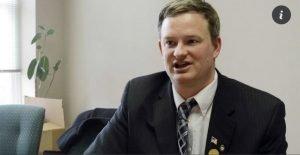 Ravnsborg pleads no contest to misdemeanor charges, Must Return Joseph Boever's Skull